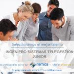 Oferta de empleo: Ingeniero/a junior de sistemas de telegestión