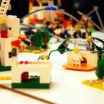 ¿Quién dijo que los Lego eran sólo para niños? ¡También te pueden ayudar en la empresa!
