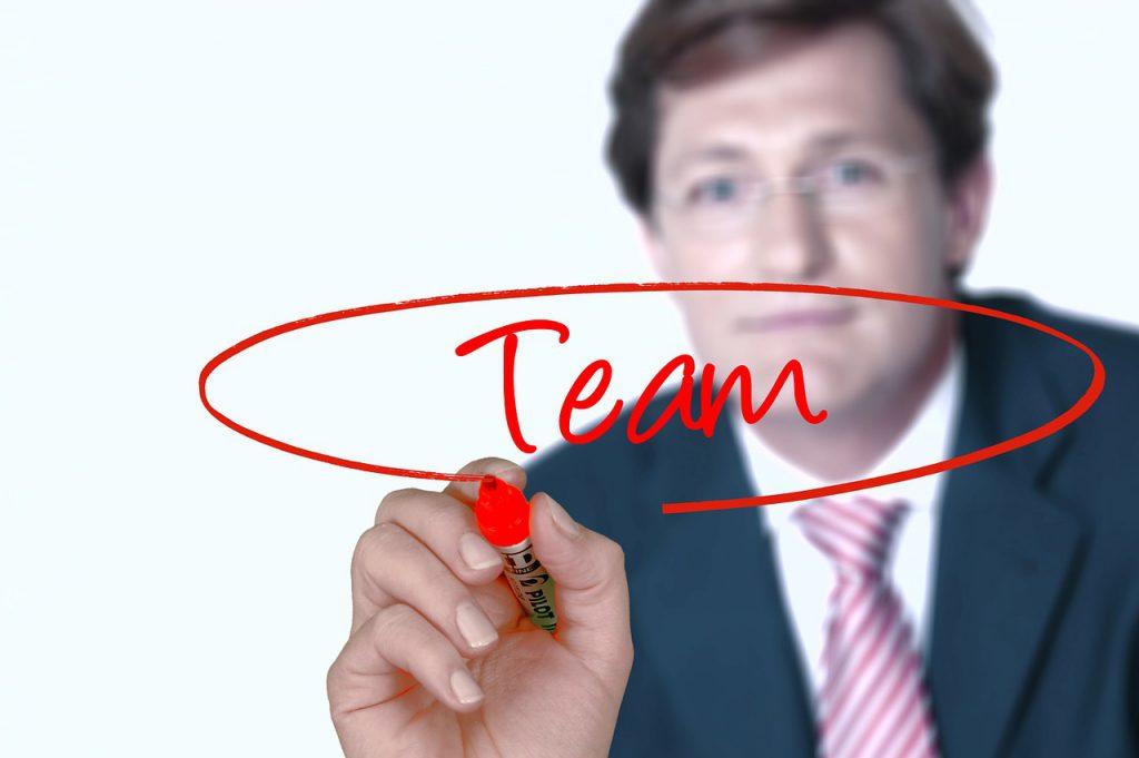 como comprometer un equipo de trabajo