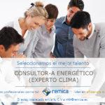Oferta de empleo: Buscamos consultor/a energético comercial (experto en clima)