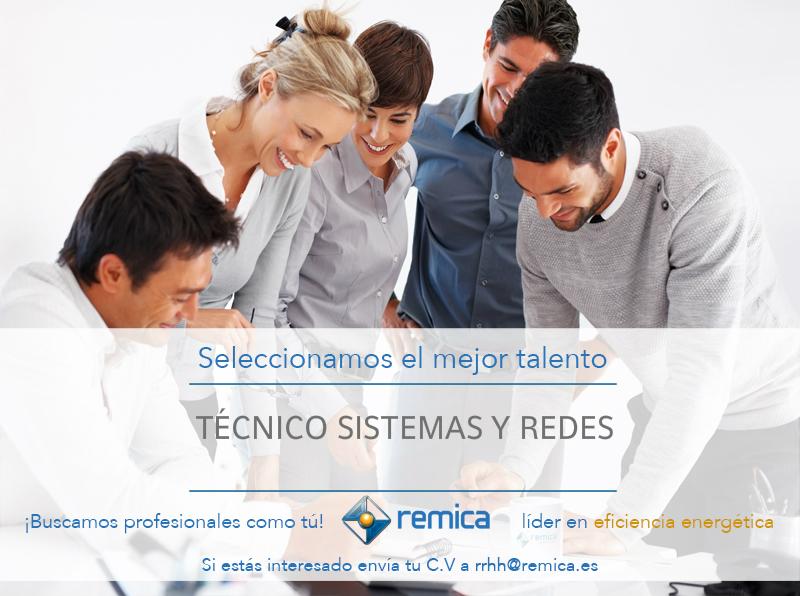 oferta de empleo técnico de sistemas