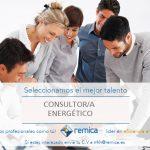Oferta de empleo: Consultor/a Energético