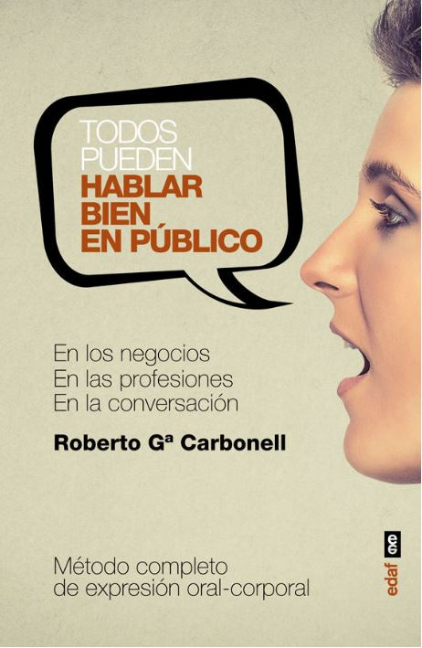 Libros de oratoria en español: hablar bien en público