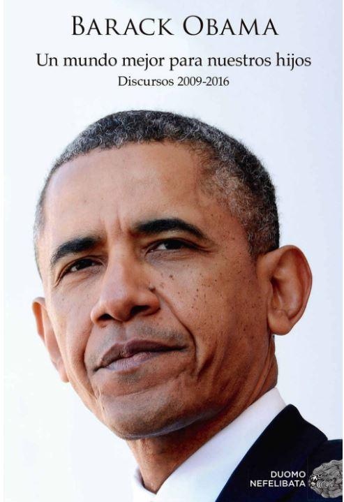 Libros de oratoria en español: Discursos de Barack Obama