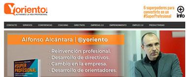 blog de formación Yoriento