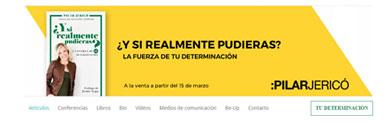 blog de formación pilar jericó