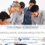 Oferta de empleo: Desarrollador senior/arquitecto .net